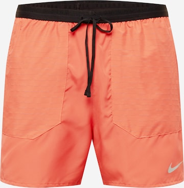 NIKE Spordipüksid, värv oranž