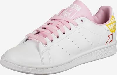 Sneaker low 'Stan Smith' ADIDAS ORIGINALS pe bleumarin / galben / verde / roz / alb, Vizualizare produs