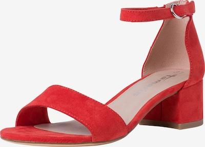 TAMARIS Sandalette in rot, Produktansicht