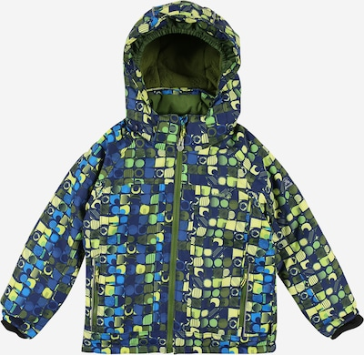Kamik Outdoor jacket in blue / night blue / light blue, Item view