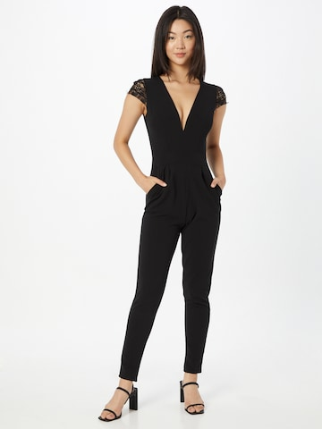 WAL G. Jumpsuit in Black
