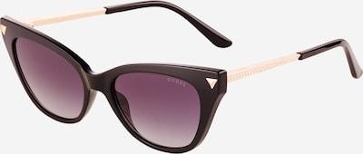 GUESS Gafas de sol en baya / melocotón / negro, Vista del producto
