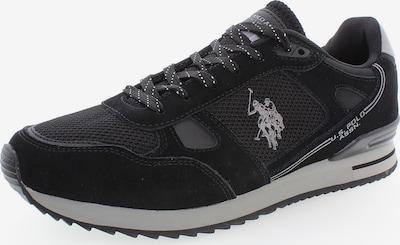 U.S. Polo Assn. Sneaker 'Wilde3' in schwarz, Produktansicht
