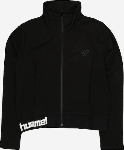 Hummel Jacke 'MYNTE' in schwarz / weiß, Produktansicht