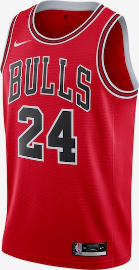NIKE Trikot 'Lauri Markkanen Chicago Bulls' in rot, Produktansicht