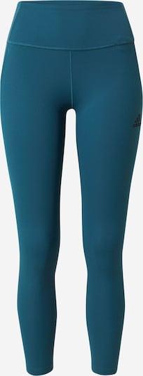 ADIDAS PERFORMANCE Sportbroek 'Techfit HEAT.RDY' in de kleur Blauw, Productweergave
