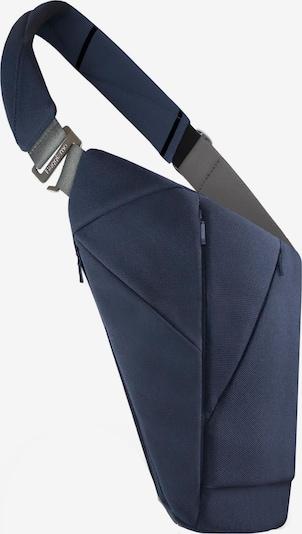 Baggizmo Schoudertas in de kleur Blauw, Productweergave