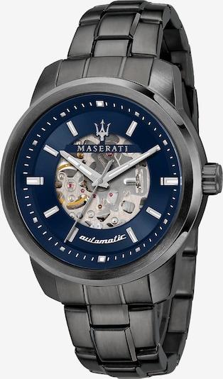 Maserati Uhr in anthrazit, Produktansicht