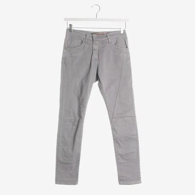 PLEASE Jeans in 23 in grau, Produktansicht