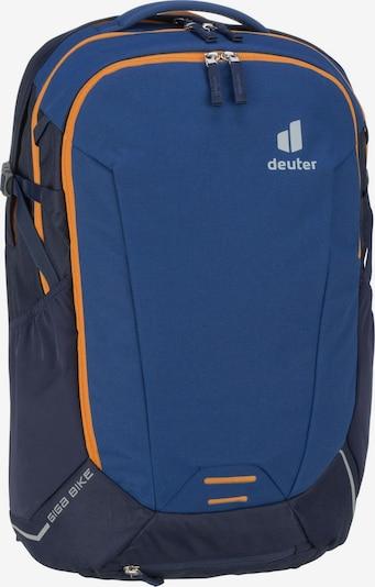 DEUTER Rucksack 'Giga Bike' in blau / orange, Produktansicht