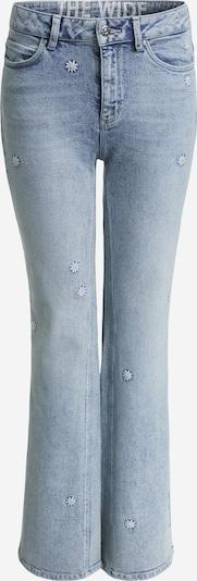 OUI Jeans in de kleur Lichtblauw, Productweergave