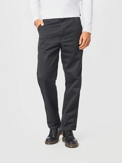 Carhartt WIP Панталон 'Simple Pant' в черен деним: Изглед отпред