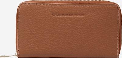 Guido Maria Kretschmer Collection Geldbörse 'Miles' in braun, Produktansicht