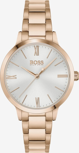 BOSS Casual Analog Watch in Rose gold / Silver, Item view