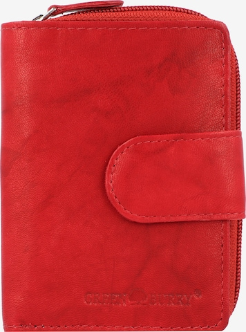 Porte-monnaies GREENBURRY en rouge