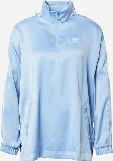 Tricou 'TRACK TOP' ADIDAS ORIGINALS pe albastru fumuriu, Vizualizare produs