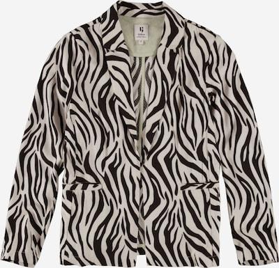 GARCIA Blazers in de kleur Zwart / Wit, Productweergave