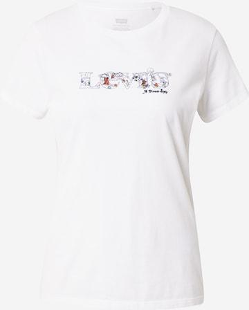 Maglietta di LEVI'S in bianco