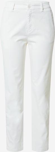 BOSS Chino hlače 'C_Tachini-D' | bela barva, Prikaz izdelka