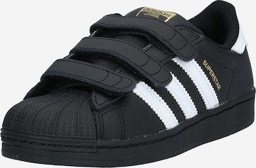ADIDAS ORIGINALS Sneaker 'Superstar' in Schwarz