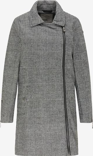 DreiMaster Vintage Płaszcz zimowy w kolorze szary / białym, Podgląd produktu