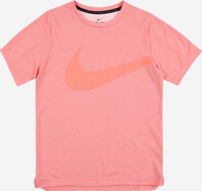 NIKE Sport-Shirt in pink / rot, Produktansicht