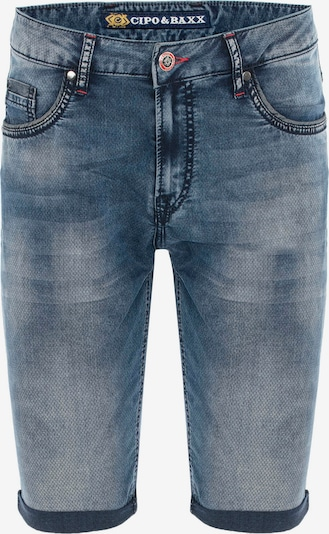 CIPO & BAXX Shorts in blau, Produktansicht