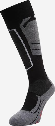 FALKE Sportssokker i svart