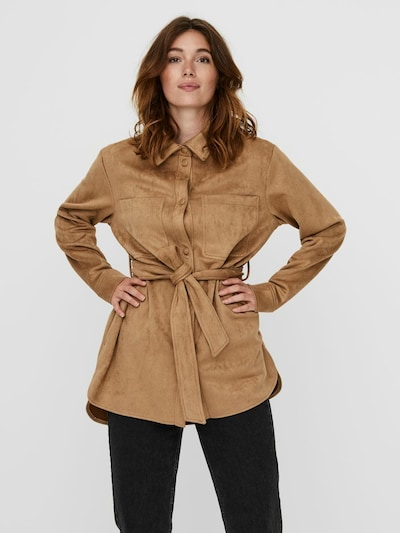 VERO MODA Between-season jacket in Brown, View model