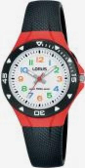 LORUS Uhr in mischfarben / schwarz, Produktansicht