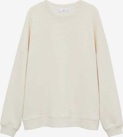 MANGO Sweatshirt 'Tarifa' in offwhite, Produktansicht