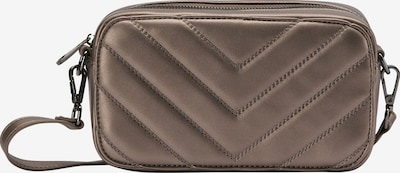 myMo at night Clutch in de kleur Taupe, Productweergave