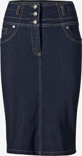 heine Bodyform-Jeansrock in dunkelblau, Produktansicht