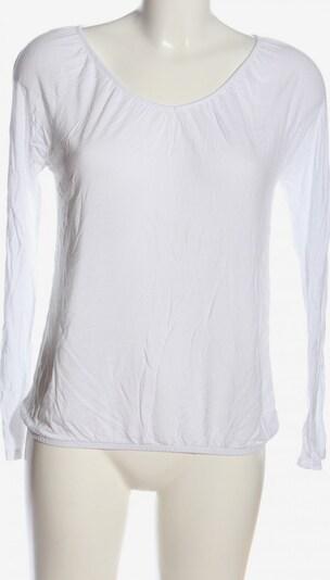s.Oliver Langarm-Bluse in XS in weiß, Produktansicht