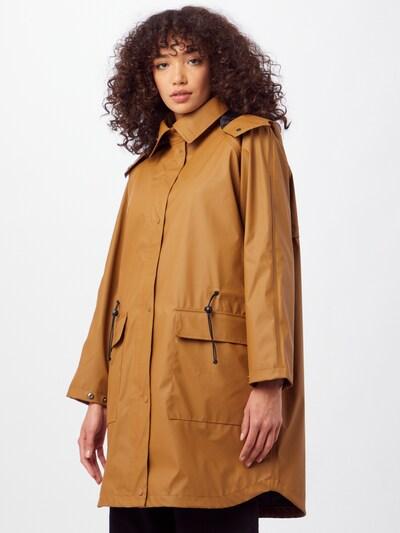 Sofie Schnoor Tussenmantel in de kleur Bruin, Modelweergave