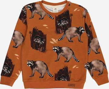 Walkiddy Sweatshirt in Brown