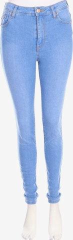 Bershka Jeans in 25-26 in Blue