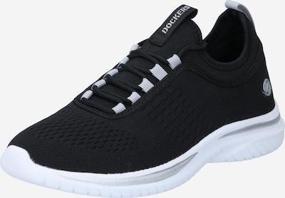 Sneaker bassa Dockers by Gerli di colore nero / bianco, Visualizzazione prodotti
