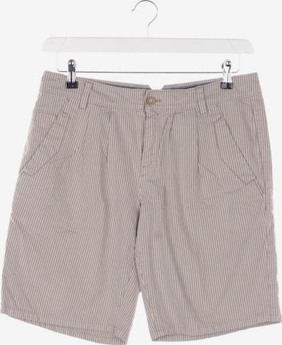 Marc O'Polo Bermuda / Shorts in S in hellbraun, Produktansicht