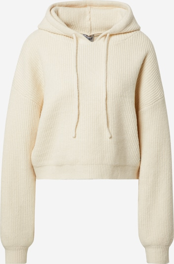 Worst Behavior Pull-over 'Jenn' en blanc naturel, Vue avec produit