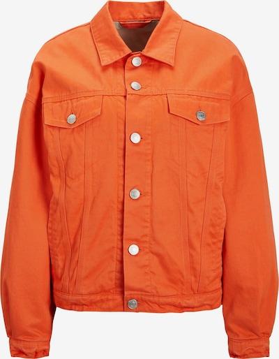JJXX Jacke 'JXMOCCA' in orangerot, Produktansicht