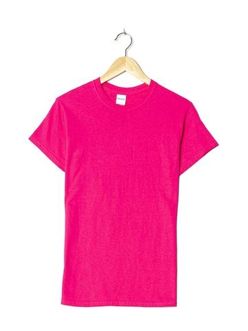 Gildan Top & Shirt in S in Pink