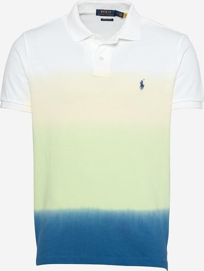 Tricou POLO RALPH LAUREN pe bleumarin / verde pastel / portocaliu pastel / alb, Vizualizare produs