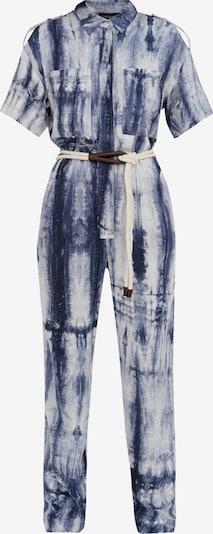 Finn Flare Overall in blau, Produktansicht