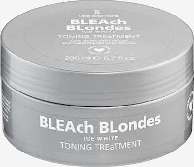 Lee Stafford Conditioner 'BB Ice White' in grau / weiß, Produktansicht