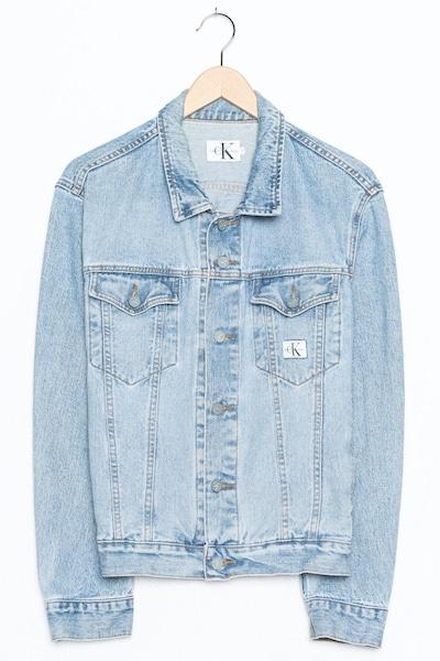 Calvin Klein Jeansjacke in L in blue denim, Produktansicht