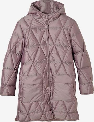 Manteau s.Oliver en violet