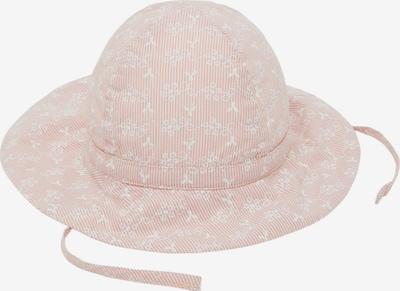 Pălărie 'HETINA' NAME IT pe roz / alb, Vizualizare produs
