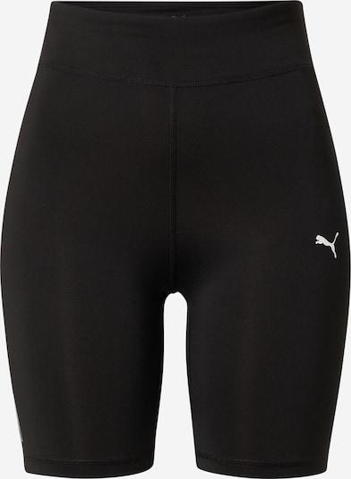 PUMA Spodnie sportowe 'Train Favorite' w kolorze czarny / białym, Podgląd produktu