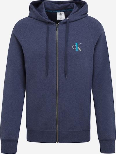 Calvin Klein Underwear Pantalon folklorique ' ' en bleu, Vue avec produit